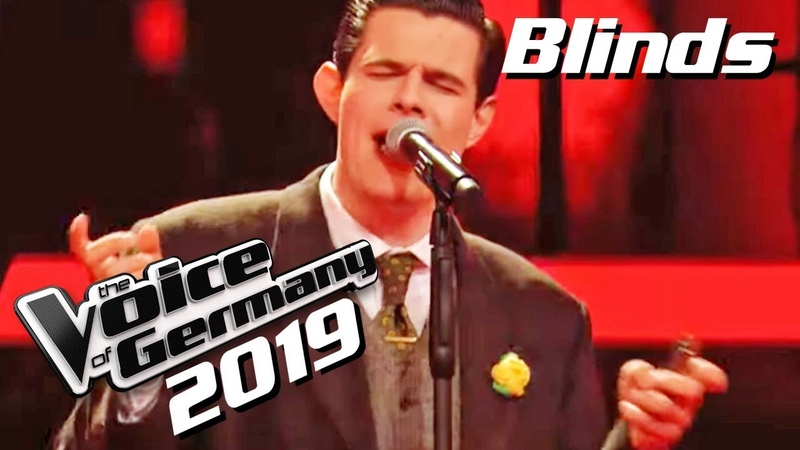 Muddy Waters Got My Mojo Workin' Lucas Rieger PREVIEW The Voice of Germany 2019 Blinds