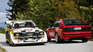 Quattrolegende 2020 - Audi S1, S1 Pikes Peak, Quattrowarrior, Sportquattro and many more