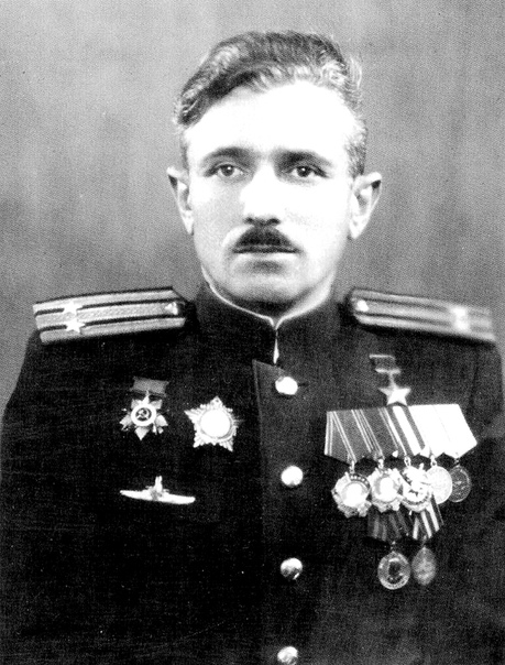 Подводники, ставшие Героями Советского Союза в период Великой Отечественной войны. 6 часть, изображение №3