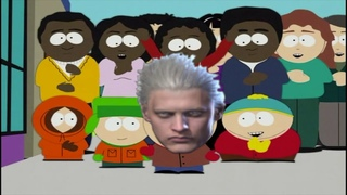 I AM THE STORM THAT IS APPROACHING in South Park