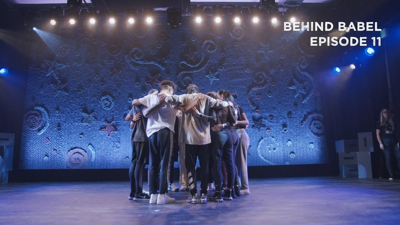 Behind Babel Episode 11 BEYOND BABEL A New Theatrical Dance Show