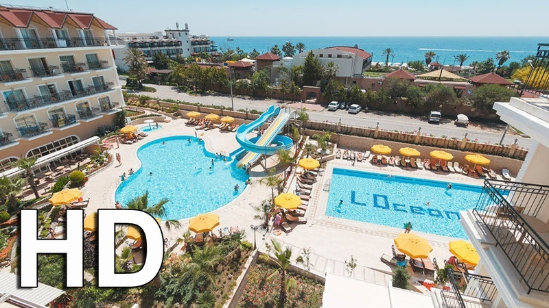 L'Oceanica Beach Resort Hotel, Kemer, Türkei
