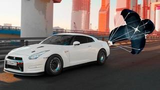 1500+ л.с. Nissan GT-R GoshaTurboTech. Белый демон