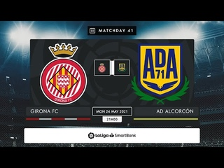 Girona FC - AD Alcorcón MD41 L2100