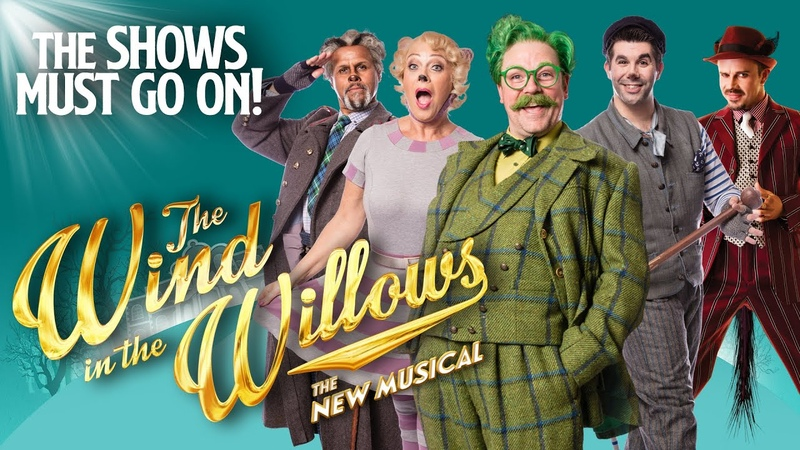The Wind In The Willows Musical FULL STAGE SHOW The Shows Must Go On