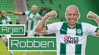 Arjen Robben ● Comeback 2020-2021 ● Pre-Season FC Groningen ●