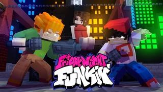 """PICO Battle"" Friday night funkin - Minecraft Animation"