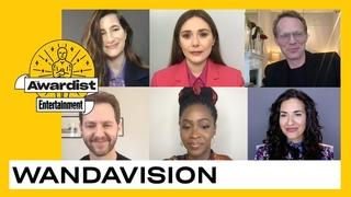 'WandaVision' Cast And Creators Reflects On Season 1 Success   The Awardist   Entertainment Weekly