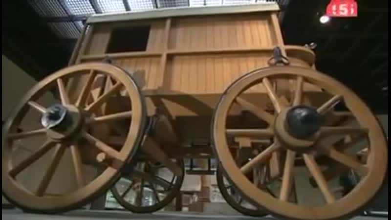 древние открытия Транспорт - YouTube
