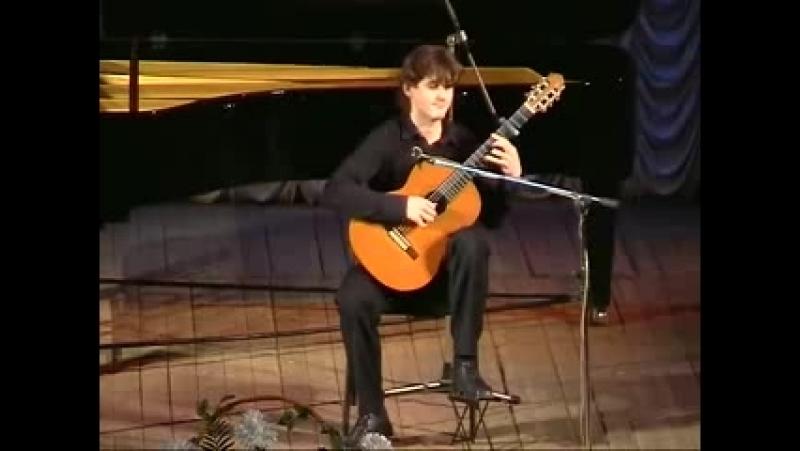 Д. Доуленд Две пьесы для лютни