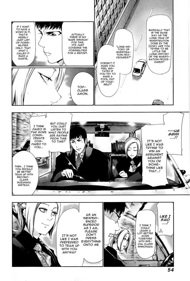 Tokyo Ghoul, Vol.9 Chapter 82 Expert, image #14