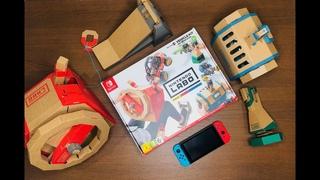 Nintendo Labo Toy Con 3 - Честный обзор и gameplay