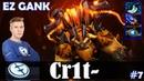 Crit - Earthshaker Roaming   EZ GANK   Dota 2 Pro MMR Gameplay 7