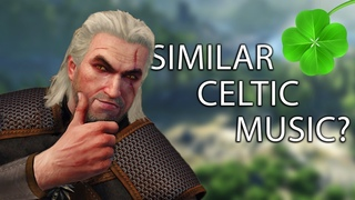 Similar Celtic Music in The Witcher 3, Heroes IV & Other Games? (AMG Complete Celt sample library)