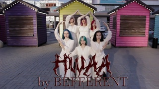 [K-POP IN PUBLIC RUSSIA] (G)i-dle - 'HWAA' by BEFFERENT