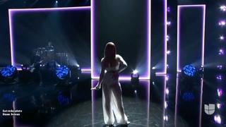 Selena Tribute - Karol G,Natti Natasha,Danna Paola,Ally Brooke & more (Premios Juventud 2020)