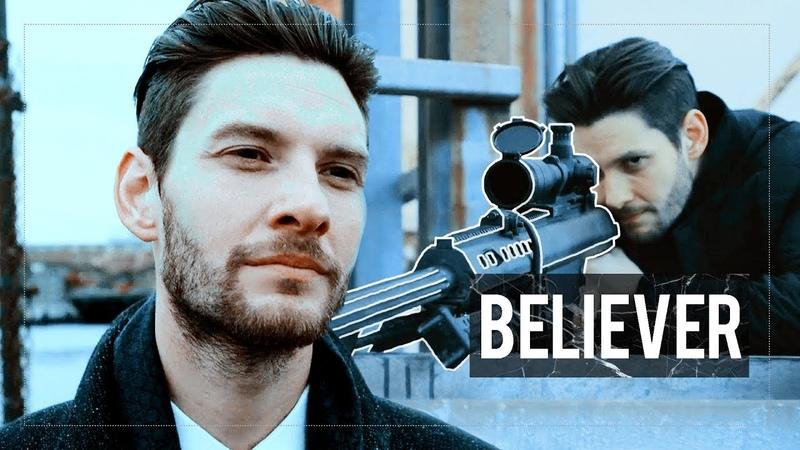 Billy Russo Believer