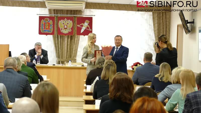 Илай Ахметов поздравил призёров краевых конкурсов