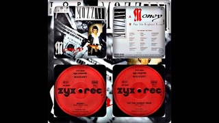 MOZZART - MONEY / PLAY THE HIGHEST PRICE 1987