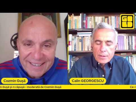 CĂLIN GEORGESCU a revenit definitiv în România și a vorbit la GOLD FM despre strategia sa de viitor