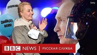 Как прошли митинги в поддержку Навального