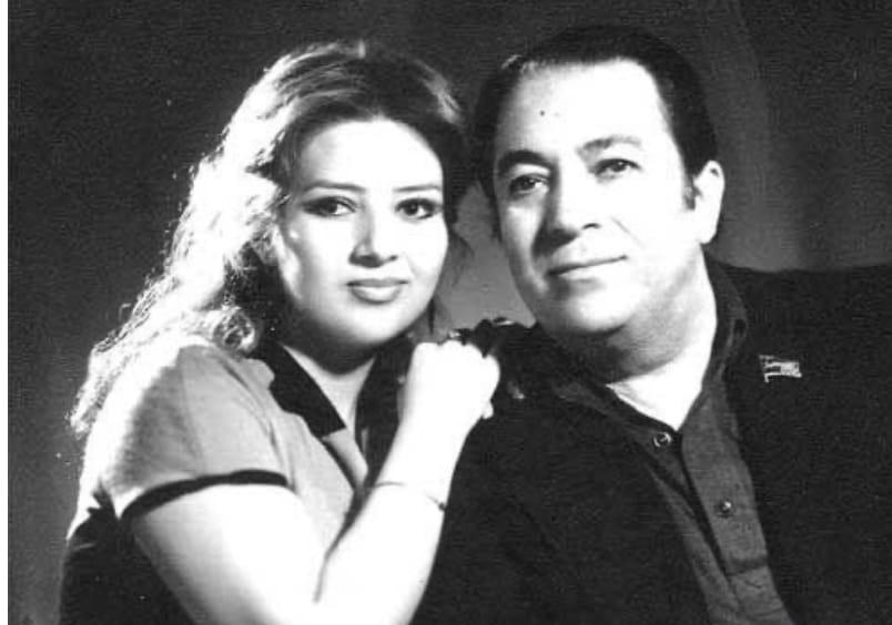 Дочь легендарного азербайджанского певца Рашида Бейбутова, заслуженная артистка...