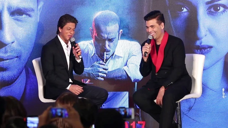 Shahrukh Khan Karan Johar's Koffee With Karan Type FUNNY Moments At Ittefaq Movie Promotions