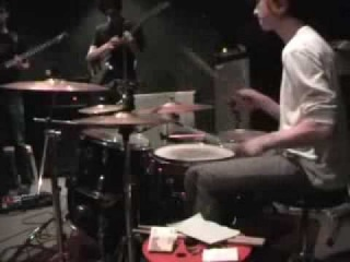 Daniel Oplachkin drums & some new tunes from Tombstone Piledriver