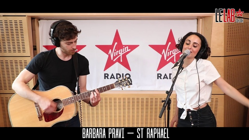 BARBARA PRAVI ST RAPHAEL VERSION LIVE