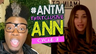 #ANTM Ann Cycle 3 Chat! Tea on Eva, Cassie Fight & Eating Disorder, Bad Photos, Japan & Jay Manuel