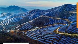 Как работает самая огромная солнечная электростанция в мире