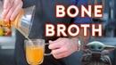 Binging with Babish Bone Broth from The Mandalorian