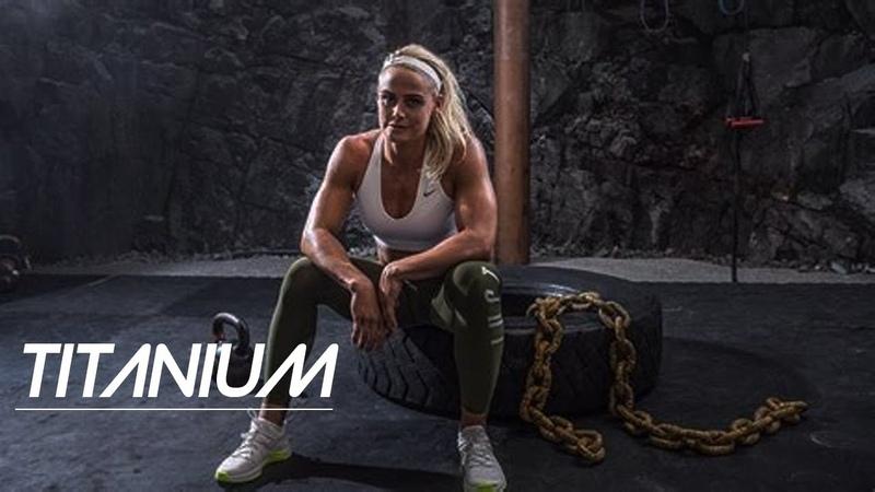 SARA SIGMUNDSDOTTIR TITANIUM Female Fitness Motivation 2021
