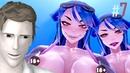 СЕКС С ДЕВУШКОЙ АКУЛОЙ 18 シ Monster Girl Island: Prologue 7