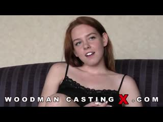Woodman casting Candy Red interview [ Fake Taxi, czech casting, Brazzers, Pornohub, incest, milf, nymphomaniac, Big Tits]