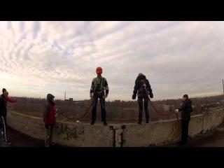 Прыжки 2-WAY на Кротова с EA team (Днепр)