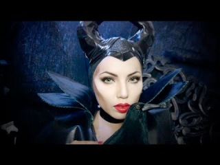 MAKE UP Disney's Maleficent Makeup Tutorial