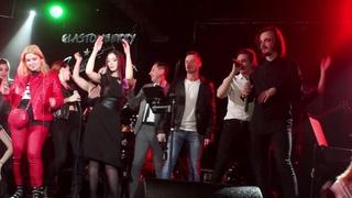 Финал Фестиваля мюзикла-2020 - Казьмин, Баярунас, Романов, Салес, Стукалов, Вершкова, Шиманская