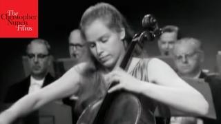 Jacqueline du Pré: Edward Elgar - Cello Concerto, 1st Movement (Excerpt)