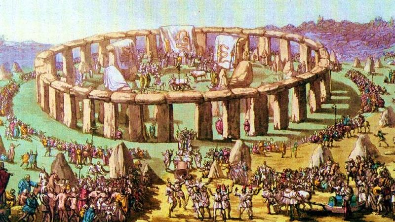 Британия до римлян (рассказывает историк Антон Барышников)