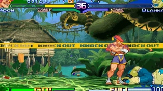 Street Fighter Alpha 3(Zero 3) Expert difficulty Adon 2:0 Playthrough