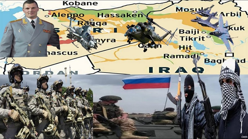 Breaking News Russia Destroyed 327 Militants In Response To The General's Death In Syria