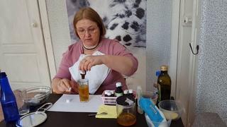 Омоложение лица. часть 2. Тоник для лица. рецепт. Орлова Ольга.