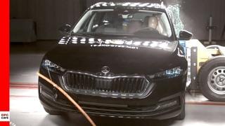 2020 Skoda Octavia Crash & Safety Tests
