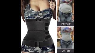 Tummy Control Body Shaper with sauna effect #shorts#tummy #control #body #shaper#fatloss#weightloss