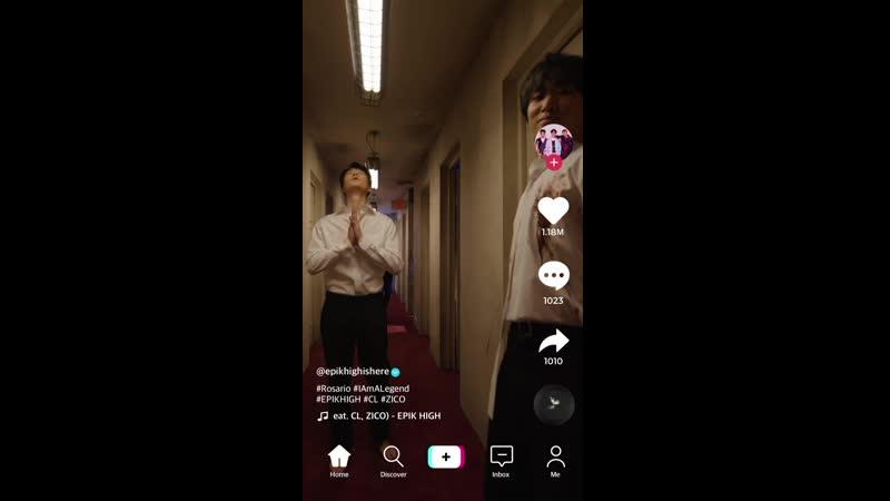 Epik High – Rosario TikTok Version Music Video (Starring DJ Tukutz)