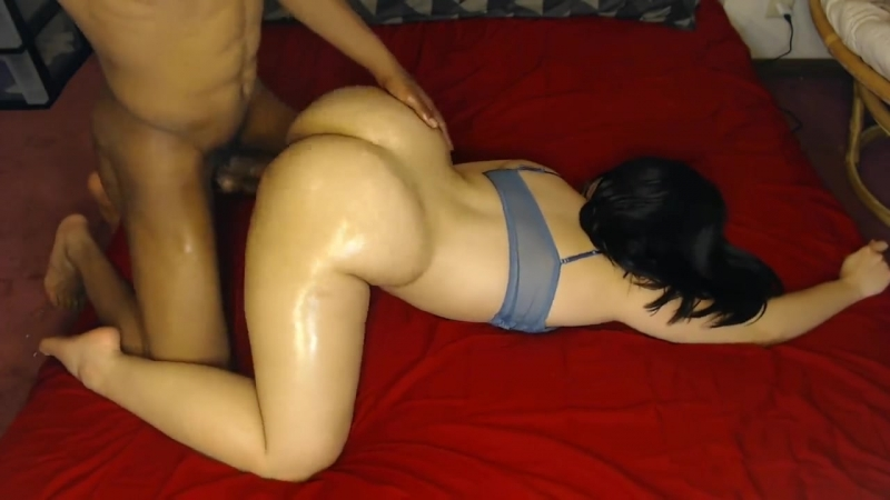 Русское домашнее порно HD 18+, Big booty chick in blue bra gets fucked hard face down amp