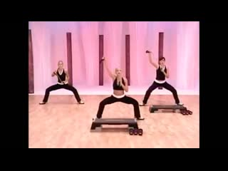 Angie Miller Core and Strength Fusion Total Body Workout 2007