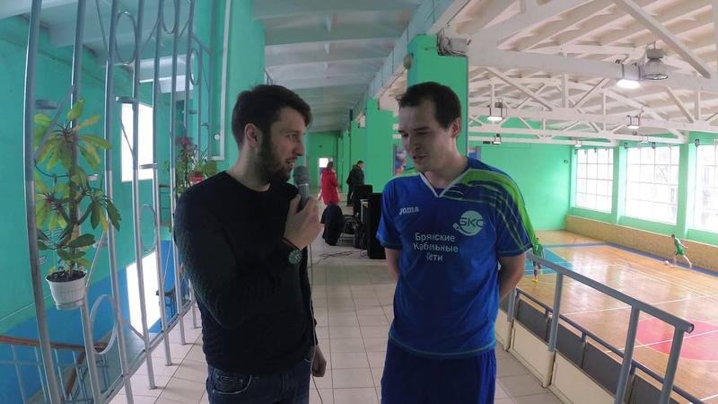 Иван Амелин ЛИ 9 Тур 01 12 2018 г ФК Витязь ФК Титовка 6 2 1 1
