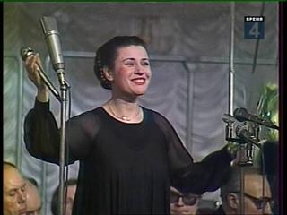 Валентина Толкунова Черёмуха